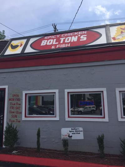 Bolton's